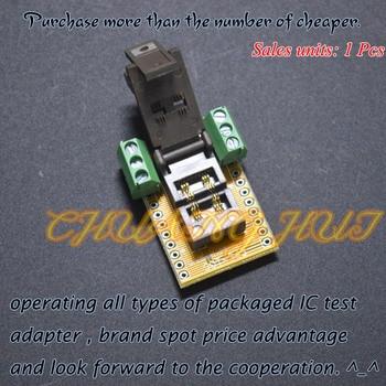 цена на IC TEST SOT-363 test socke SOT363 socket /Aging test sockets(PCB)
