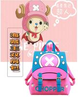 1 Piece Totoro One Piece Chopper Natsume Yuujinchou Cute Cat Shoulder Bag School Bags For Teenager