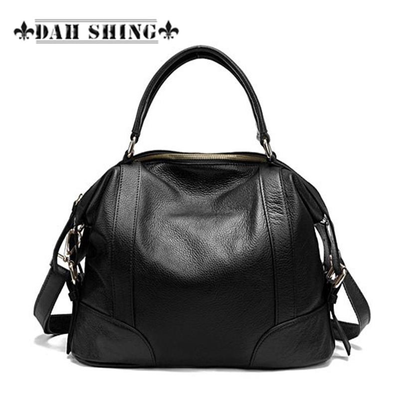 Fashion 2017 Spring 100% Guaranteed Full-grain women's genuine Leather handbag patchwork ladies messenger bag iPad size redfox сумка full size business messenger 1000 черный