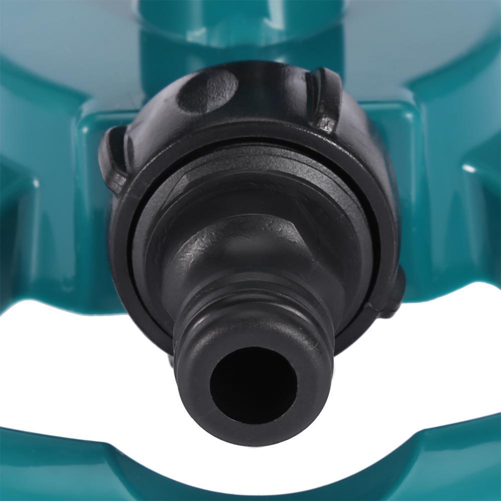 HTB1TSo4KpzqK1RjSZSgq6ApAVXaf Garden Sprinklers Automatic Watering Grass Lawn 360 Degree 3 Nozzle Circle Rotating Irrigation System