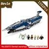 Bevle Store Lepin 05072 1192Pcs Star Wars Series Republic Cruiser Model Building Blocks Set Bricks Toys