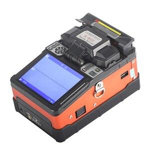 Image 3 - A 81S pomarańczowy połączenie światłowodowe urządzenie do zgrzewania sklejania światłowodów