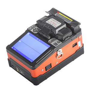 Image 3 - A 81Sオレンジの光ファイバ融着接続機光ファイバ溶接機