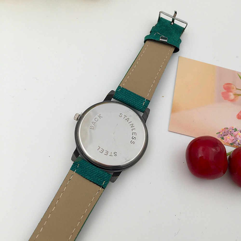 MEIBO Relojes Orologi Al Quarzo Da Donna Denim Disegno Della Cinghia di Cuoio Maschio Casual Orologio Da Polso Relogio Masculino Orologio Da Donna orologio femminile