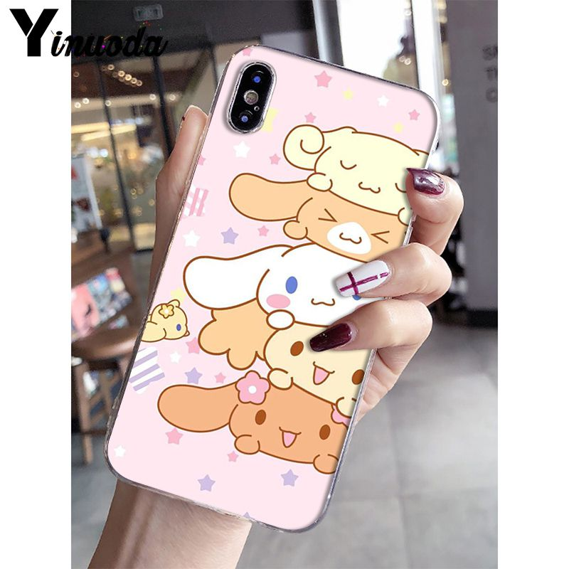 Sanrio pom pom purin lovely cartoon girl