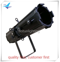 Professional lighting church 300w led profile spot 300w led follow spot with zoom cool white or warm white