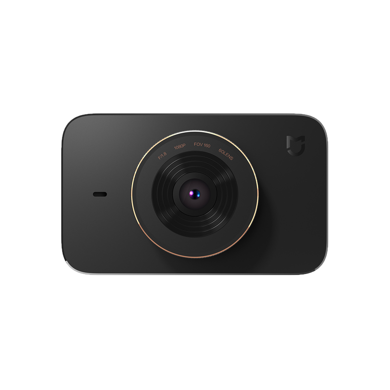 Original Xiaomi Mijia Smart Car DVR Carcorder Dash Camera F1.8 1080P 160 Degree Wide Angle HD Screen WiFi Connection xiaomi yi smart car dvr 1080p 160 wifi 240mah for android