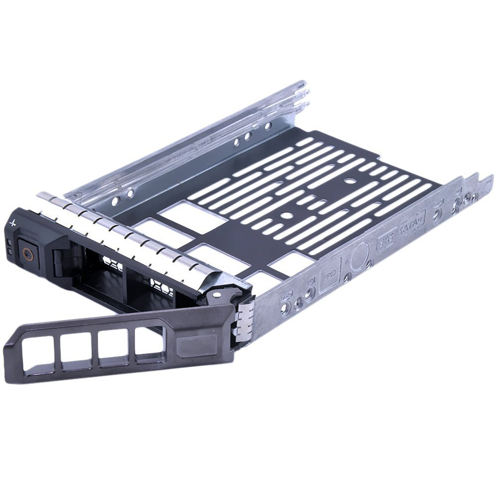 3.5 SATA SAS Hard Drive Tray Caddy Hard Drive for Dell Server R310 R510 R610 R710 T410 T610 T710 F238F 0G302D G302D 0X968D server hard disk drive for g0m43a 757349 001 900g sas 10k 2 5 well tested working