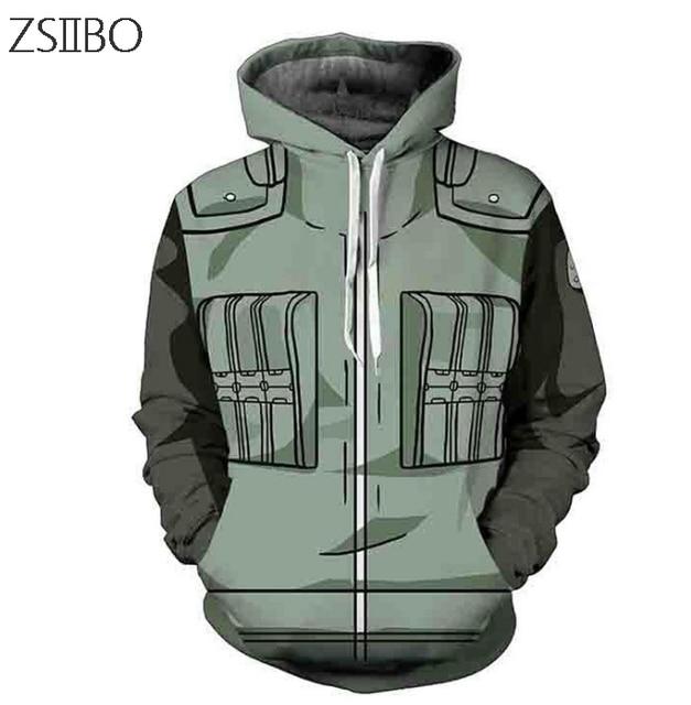 Streetwear Naruto Hoodies Boruto Jacket Men 3D Hoodie Akatsuki Coat Uchiha Itach Cosplay Costume Kakashi Sweatshirt Luxtees 2