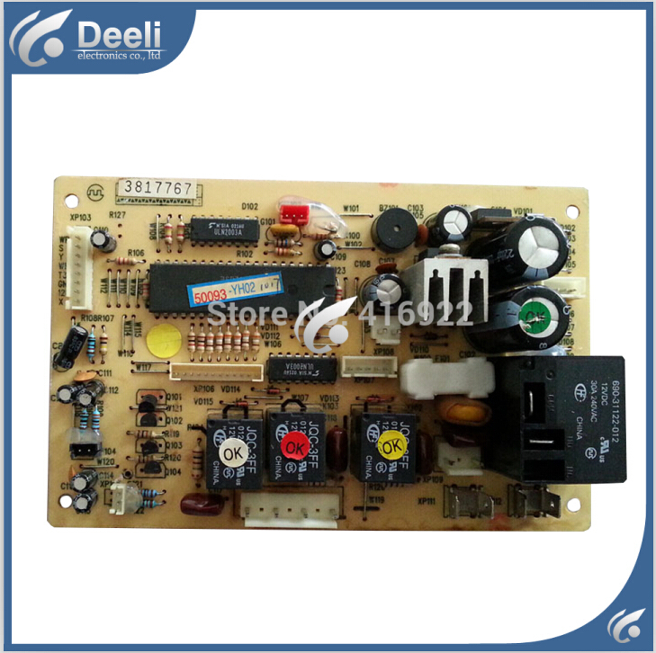 95% new good working for air conditioning Computer board KFRd-120LWE 50093 50258 pc board on sale 95% new used for air conditioning computer board gal0411gk 12aph1 rj0302 gal l29 pc board good working 2pcs set