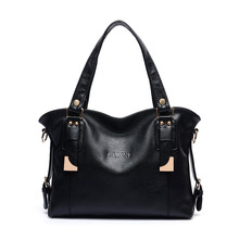 Women's duffle bag made of European and American fashion belts, high-quality calfskin fabric made by women leather handbags imported high quality calfskin women clutch bag convenient and compact soft and supple suede leather women shoulder bag