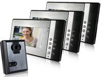 Wholesale – SY802MA13DVR 7″ Colour Video Door Phone ,Clear Night Vision,Image Storage With Date&Time Mark