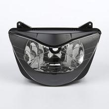 Motocicleta Frente Farol Head Light Lamp Conjunto Para Honda CBR 600 F4 1999-2000 Novo
