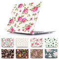 Batianda(TM) Girls Little Rose Flower Printed Case Cover For Apple MacBook Pro Retina 13 15  Air 11.6 12 13.3 inch