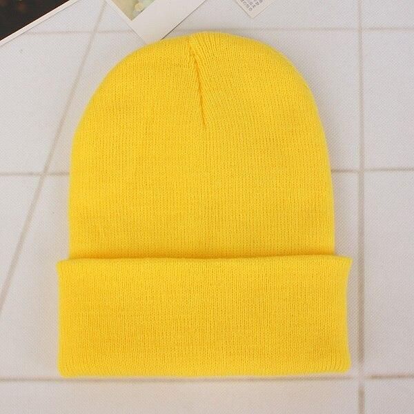 Light yellow Cap