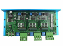 Gratis verzending Kwaliteitsborging CNC TB6600 3 Axis 4.5A Stappenmotor Driver Board Voor Graveermachine # RYC TB6600-T3