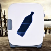 CBJ Auto car refrigerator fridge 13L cooler and heating box dual use home + car 220V + 12V