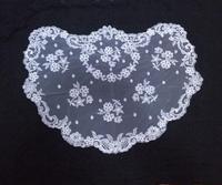 Children Round Lace Veil ,Lovely Lace Veil for Children ,Lace Veil Wholesale