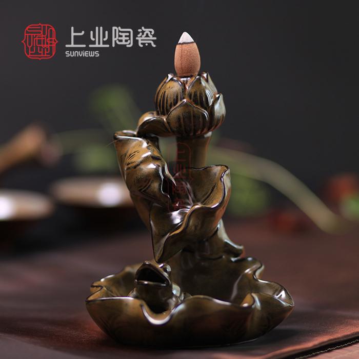 Quemador de incienso zen   compra lotes baratos de quemador de ...