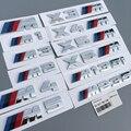 Original quality M motorsport M emblem sticker for bmw E36 E38 E39 E46 E52 E53 E60 E61 E63 E90 F30 F10 X3 X5 X6 M 125I