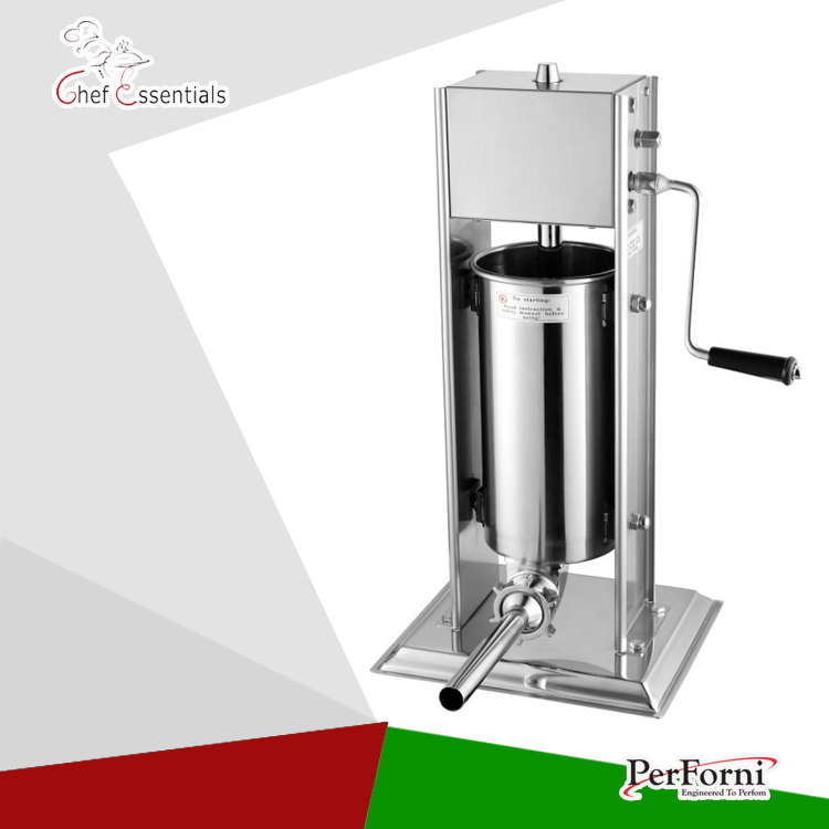 Sausage Filler(S12) economic s steel manual s series sausage filler for hotel butcher home use and hunters