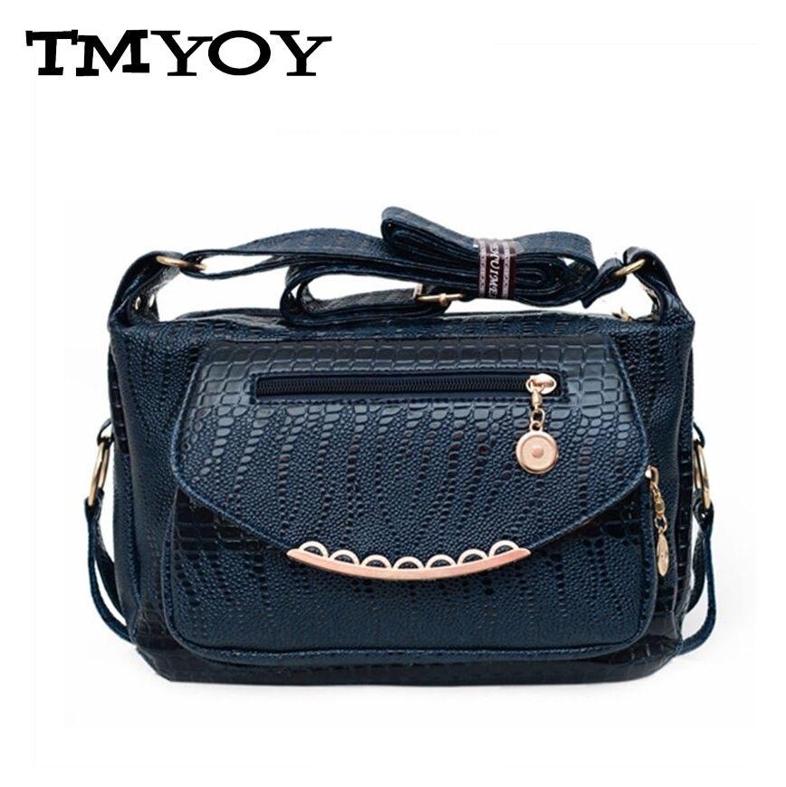 TMYOY Beiläufige Kleine Frauen leder Messenger Bags frau handtasche mittleren alters modelle Schulter crossbody Taschen für frauen mon bolsa BG517