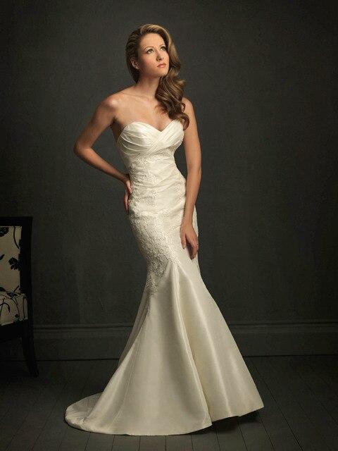 Free Shipping Taffeta wedding dress f401f123ef3c