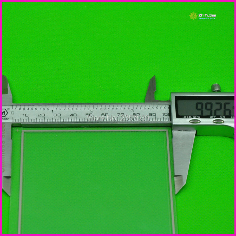 Ny 7-tums 4-linje För bil DVD-pekskärmspanel 165mm * 100mm detta - Surfplatta tillbehör
