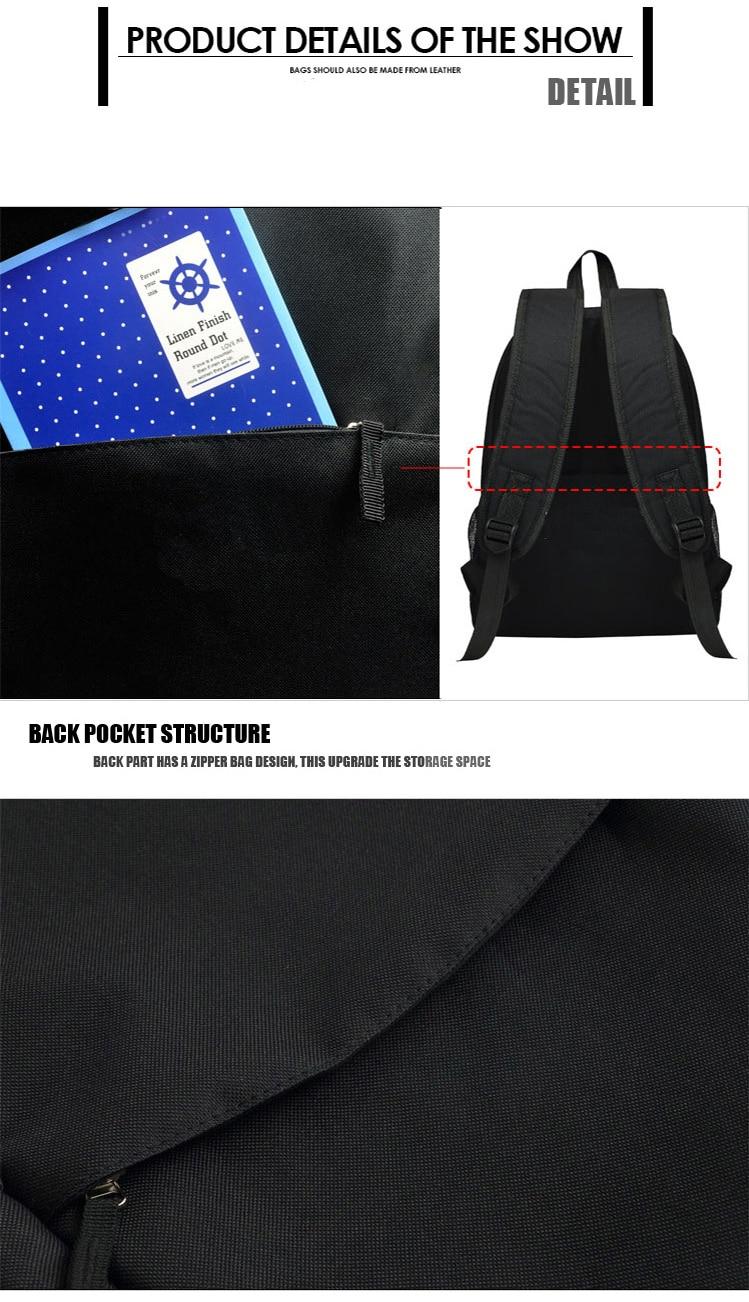 Zshop GTA5 Backpacks for Teenage Boys School Bags Grand Theft AutoV Backpacks Schoolbags Oxford Mochila High School Bags GTA 7
