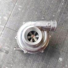 Xinyuchen Турбокомпрессор Для шарикоподшипника Turbo GT35 GT35R GT3586R. 82 A/R. 70A/R T3 GT3582R с оригинальным Garrett turbo