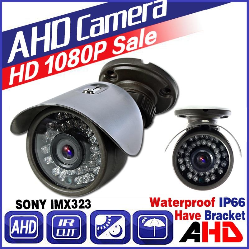 Real Full Mini AHD CCTV Camera 720P/960P/1080P IMX323 HD Digital 2.0MP IR-CUT Waterproof IP66 Outdoor 36led Infrared VidiconReal Full Mini AHD CCTV Camera 720P/960P/1080P IMX323 HD Digital 2.0MP IR-CUT Waterproof IP66 Outdoor 36led Infrared Vidicon