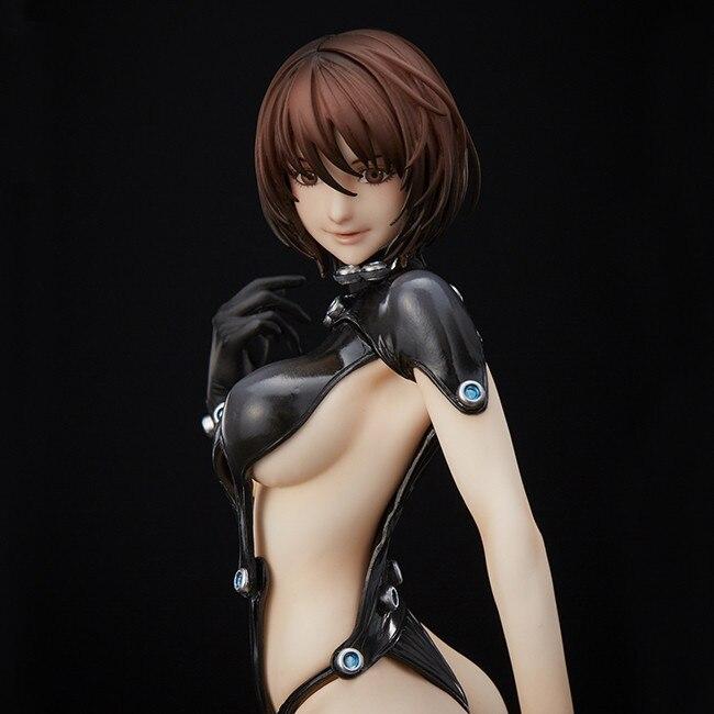 23cm Sword Ver Anime Gantz Shimohira reika Action Figure Toy Doll Brinquedos Figurals Collection Model Doll Gift 1
