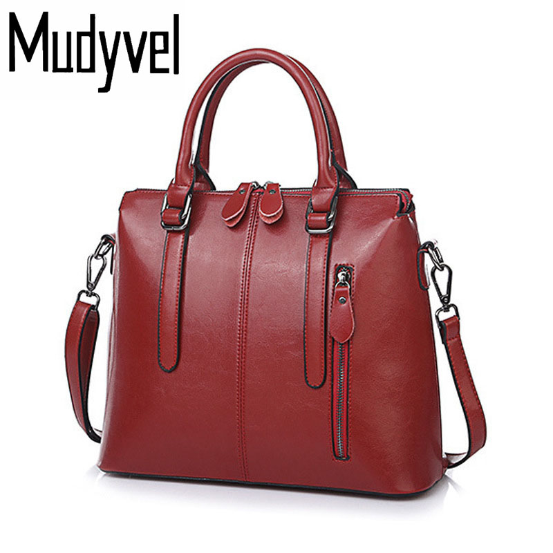 купить New Women Handbag Genuine leather Cowhide women messenger bags Soft Leather Fashion Large capacity Shoulder Bag Casual tote Bag по цене 2584.58 рублей