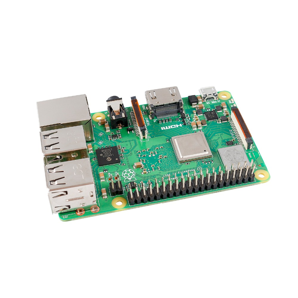 Image 5 - SunFounder Raspberry Pi 3 Model B+ Quad Core 1.4GHz 64bit CPU Third Generation Raspberry Pi 3B+-in Demo Board from Computer & Office
