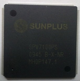 Spv7100ps lcd ic chip electronic components
