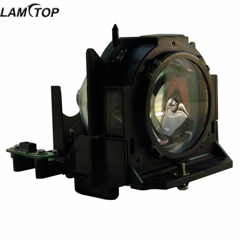 LAMTOP ET-LAD60W Projector Lamp bulb with housing PT-D5000/PT-D6000/PT-D6710/PT-DW6300/PT-DZ6700PT-DZ6710E/PT-FD600 projector lamp et lad7700l with housing for panasonic pt dw7000 pt dw7000k pt dw7000u pt dw7000e pt dw7000ek pt dw7700l