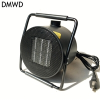 DMWD Mini Heaters Small Heaters Elderly Warm Feet Bath Office Students Home Mute Electric Heater