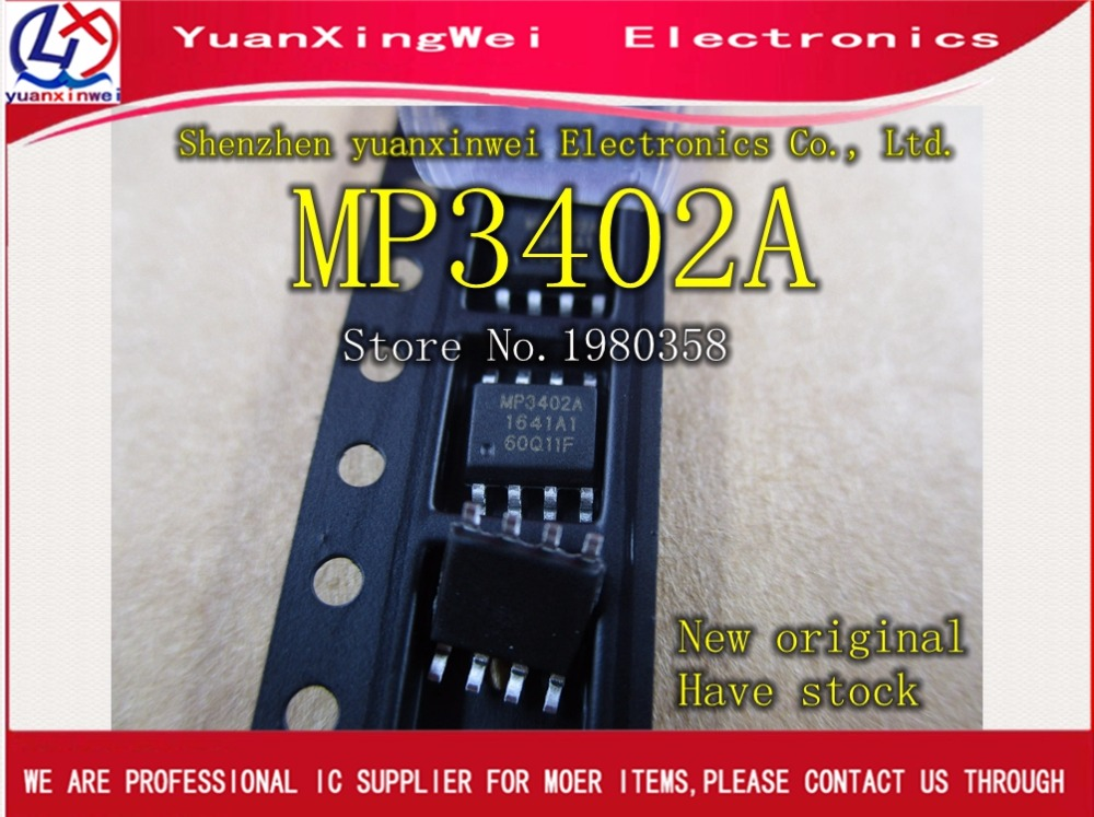 MP3402 MP3402A 5PS IC Free Shipping