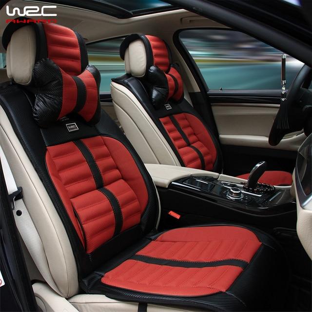 Free Shipping For Kia Sorento Seat Cover Luxury Carbon Fiber Car KIA