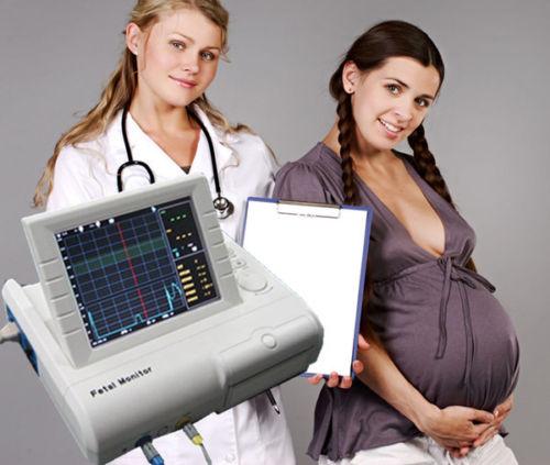 CE CMS800G Fetal Monitor FHR TOCO Fetal Movement from CONTEC Factory,2Y WarrantyCE CMS800G Fetal Monitor FHR TOCO Fetal Movement from CONTEC Factory,2Y Warranty