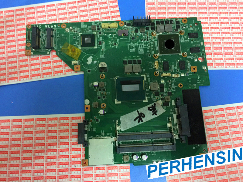 Первоначально для MSI gp70 mianboard ms 175a1 ms 175a с sr15g i5 4200hq Процессор 100% работают отлично