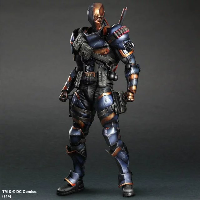 DC Comics Batman: Arkham Origins Deathstroke