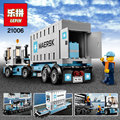 IN STOCK Lepin 21006 1234pcs New Genuine Technic Ultimate Series The Maersk Train Set Building Blocks Bricks Toys  10219