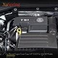 Для VW T-cross Tcross 2019 2020 EA211 крышка капота двигателя крышки Защитный чехол 04E103925H 04E103932D