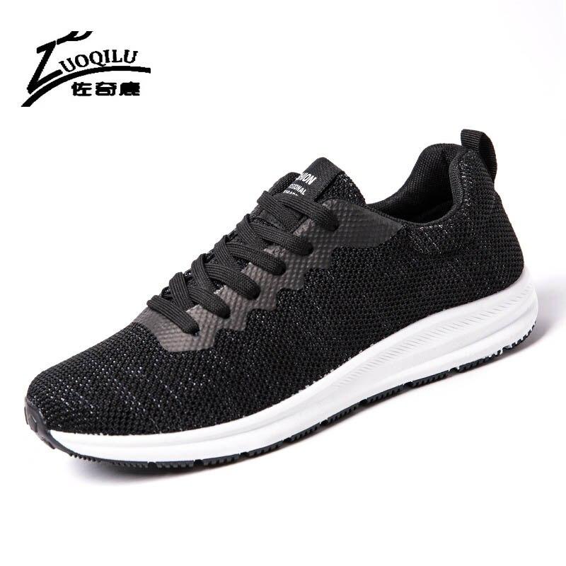 Hombres Entrenadores Casual Zapatos de Malla Transpirable ligero Zapatos Para Ho