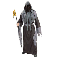 Man's Halloween Dark Avenger Costume Cosplay Adult Man Horror Death Vampire Halloween Cosplay
