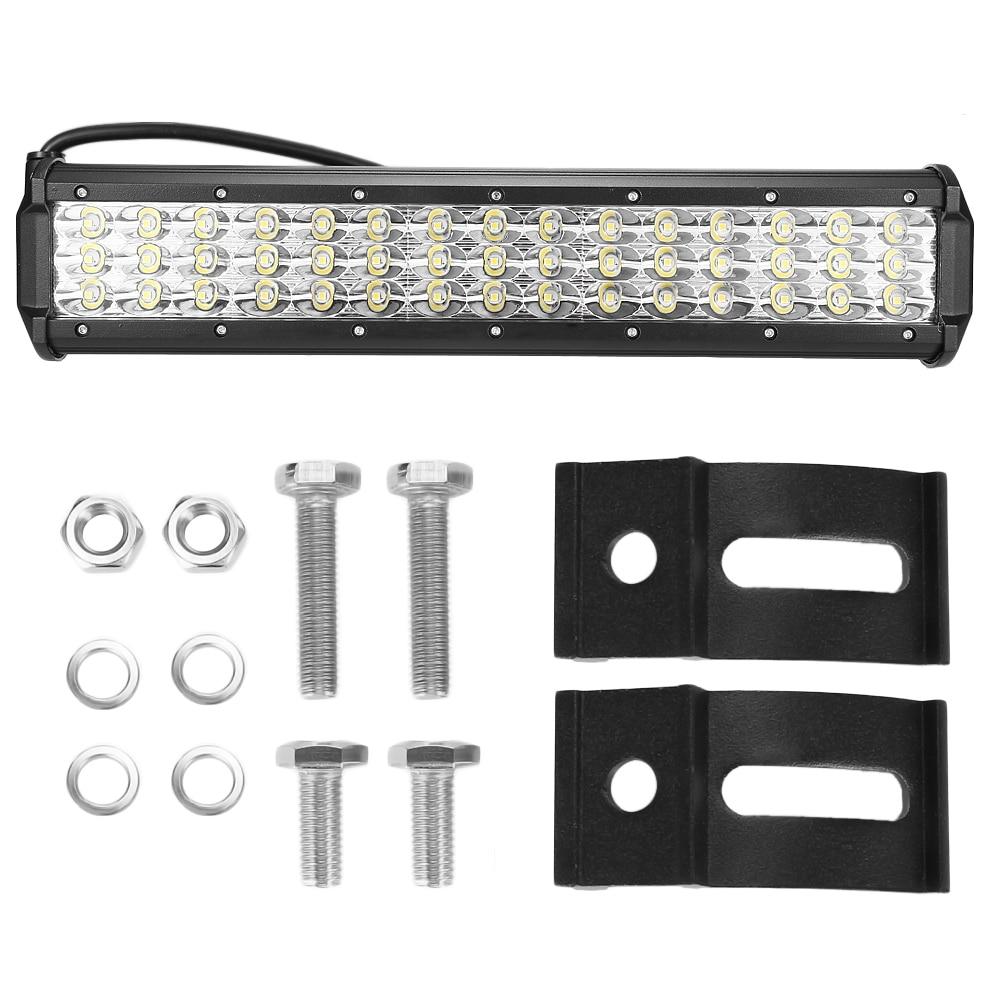 Super Waterproof 6000K 10-30V 135W LED Light Bar Flood Spot Combo Work Lights for Truck Car IP68 Rating LED Work Light HOT sale