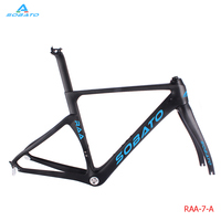 Products Full Carbon Aero Road Bike Frame Best Carbon Frame Bikes Customized Painting Design