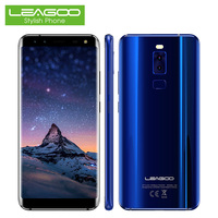 Leagoo S8 4G LTE 5 72 Inch 18 9 Mobile Phone MTK6750T Octa Core 3 32