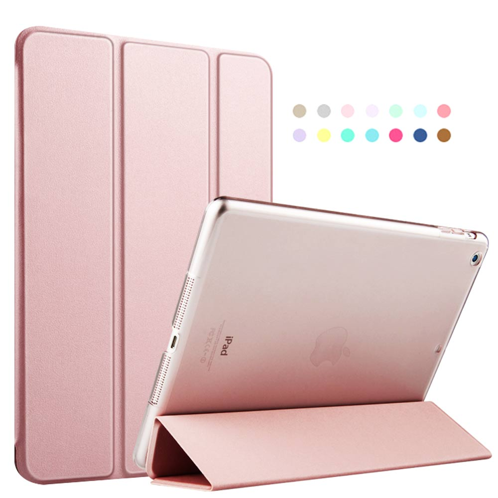 ZOYU Luxury PU leather case for iPad air , For iPad 5 case cover, new smart cover Magnetic Auto Wake Up Sleep Flip Leather case sgl luxury ultra smart stand cover for ipad air 1 ipad5 case luxury pu leather cover with sleep wake up function for ipad air1